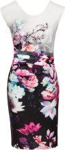 Abito a fiori (Fucsia) - BODYFLIRT boutique