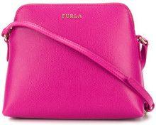 Furla - Borsa a tracolla 'Boheme' - women - Calf Leather - OS - PINK & PURPLE