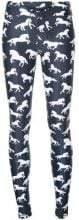 The Upside - Leggings 'Horses Power' - women - Polyamide/Spandex/Elastane - XXS, XS, S, M, L, XL - BLUE