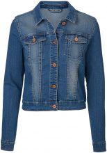 VERO MODA Long Sleeved Denim Jacket Women Blue