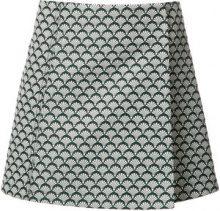 Misha Nonoo - Gonna 'Virginia' - women - Cotton/Polyester/Wool - XS, S, M, L - GREEN