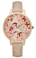 ENCHANTED - Orologio - candy pink