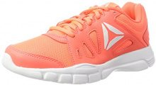 Reebok Trainfusion Nine 2.0, Scarpe Sportive Indoor Donna, Arancione (Guava Punch/White), 35.5 EU
