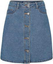NOISY MAY Denim Skirt Women Blue