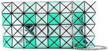 Bao Bao Issey Miyake - Borsa clutch 'Prism' - women - PVC - OS - GREEN