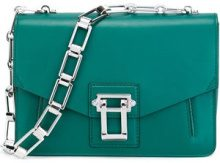 Proenza Schouler - 'Hava' shoulder bag - women - Calf Leather/metal - One Size - GREEN