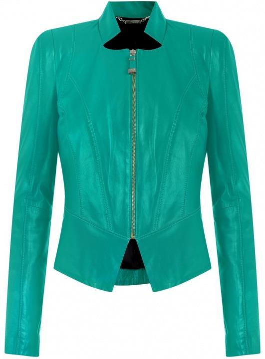 Tufi di jacket women Duek acetatopelle 42 leather 36 RRpSwqZ
