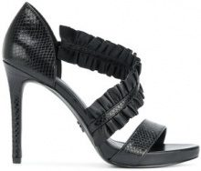 Michael Michael Kors - Sandali 'Bella' - women - Leather/rubber - 8.5, 9, 9.5 - Nero