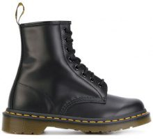 Dr. Martens - Stivali 'Smooth' - women - Cotton/Leather/rubber - 36, 37, 39, 40 - BLACK