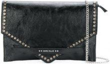 Marc Ellis - metallic Keira bag - women - Leather - OS - BLACK