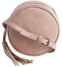 PIECES Round Crossbody Bag Women Pink