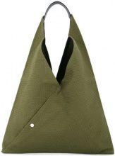 - Cabas - Borsa a mano media - women - cotone - Taglia Unica - di colore verde