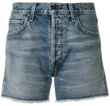 Citizens Of Humanity - Shorts denim 'Alyx' - women - Cotton - 26, 27, 29, 30 - BLUE