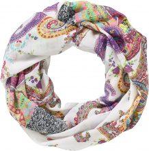 Sciarpina ad anello in fantasia paisley (Bianco) - bpc bonprix collection