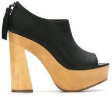 Sarah Chofakian - leather shoes - women - Goat Skin - 38, 35, 36, 37, 39, 40 - BLACK