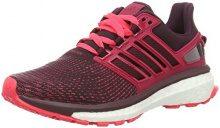 Adidas Energy Boost ATR, Scarpe Running Donna, Rosso (Dark Burgundy/Maroon/Shock Red), 38 EU