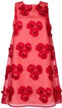 P.A.R.O.S.H. - vestito svasato - women - Cotton/Polyester - S - RED