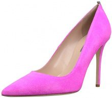 SJP by Sarah Jessica Parker Fawn, Scarpe con Tacco Donna, Rosa (Pearl Pink Patent), 42 EU