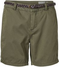VERO MODA Chino Shorts Women Green