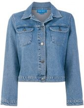 Mih Jeans - Giacca in denim 'Sunland' - women - Cotton - XS, S, M, L - BLUE
