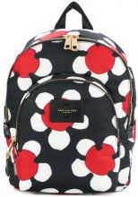 Marc Jacobs - Zaino con stampa a margherite - women - Polyamide - OS - RED