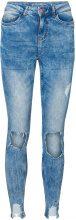 NOISY MAY Lexi Hw Skinny Fit Jeans Women Blue