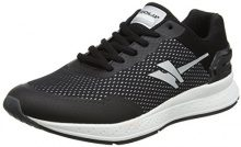 Gola Major, Scarpe Sportive Indoor Donna, Nero (Black/White), 38 EU