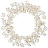 Valero Pearls Bracciale da Donna con Perle coltivate d'acqua dolce bianco 00120320