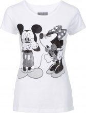 Maglia con stampa Micky Mouse (Bianco) - Disney