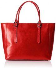 Chicca Borse 9119 Borsa a Spalla, 40 cm, Rosso