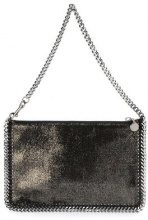 Stella McCartney - Purse 'Falabella' - women - Polyester/Metal (Other) - One Size - Metallizzato
