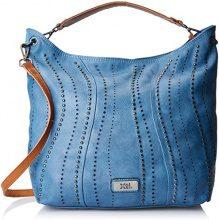 XTI 85962 - Borse a mano Donna, Blu (Jeans), 40x37x15 cm (W x H L)