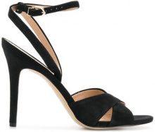 Sam Edelman - Sandali con cinturino alla caviglia - women - Leather/Polyurethane/rubber - 36.5, 37.5, 38, 38.5, 39 - Nero