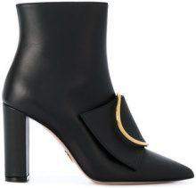 Oscar Tiye - Stivaletto con borchie - women - Calf Leather/Leather - 36, 37, 38, 39, 40 - BLACK