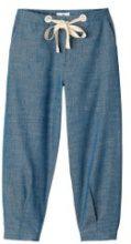 Pantaloni a pinocchietto slim in twill