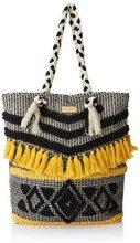 Gioseppo Donna 45235 Shopper Nero Size: 3x44x13 cm (W x H x L)