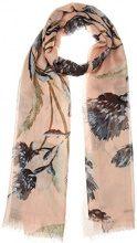 Morgan 181-5BOTAF.A Echarpe (Rose) Unique (Taille Fabricant: TTU) Lot de, Sciarpa Donna, Rosa, Taglia Unica