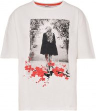 ONLY Printed T-shirt Women White