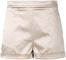 Christian Pellizzari - Shorts - women - Polyamide/Polyester/Spandex/Elastane/Viscose - 40, 42, 44 - Color carne & neutri