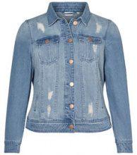 JUNAROSE Denim Jacket Women Blue