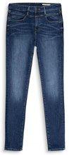 edc by ESPRIT 097cc1b027, Jeans Donna, Blu (Blue Dark Wash 901), W31/L32