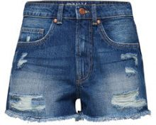 ONLY Mary High Waist Denim Shorts Women Blue