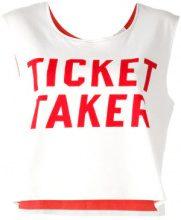 Levi's - Ticket Taker top - women - Cotton - S, M - NUDE & NEUTRALS