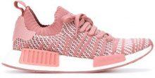 - Adidas - Sneakers 'NMD R1 Primeknit' - women - Cotone/Rubber/RubberRubber - 4.5, 5.5, 6, 7.5, 4 - Rosa & viola