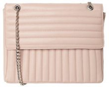 PIECES Structured Crossbody Bag Women Pastel