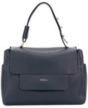 Furla - Borsa tote 'Capriccio' - women - Leather - OS - BLUE