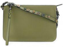 Coach - Soho cross body bag - women - Leather - OS - Verde