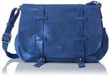 Mila Louise Bess Spark Mure - Borse a tracolla Donna, Bleu (Mure), 9x20x23 cm (W x H L)