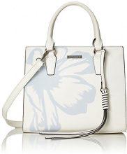 Bulaggi Faye Handbag - Borse a secchiello Donna, Weiß, 13x22x29 cm (B x H T)