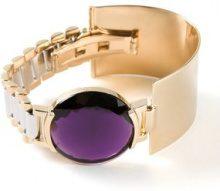 Delfina Delettrez - bracciale 'Timeless' - women - Gold/Silver - OS - METALLIC
